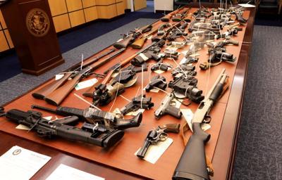 Alaska Gun Seizures
