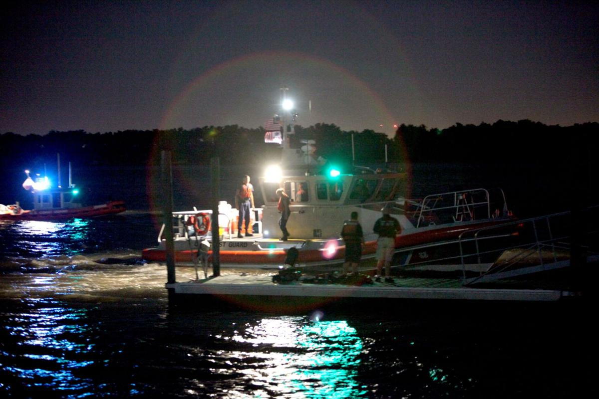 One man critically injured in boat accident; no others injured
