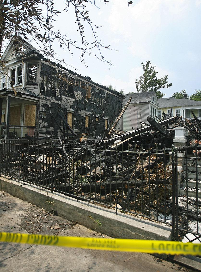 Police, fire officials to study suspicious blazes