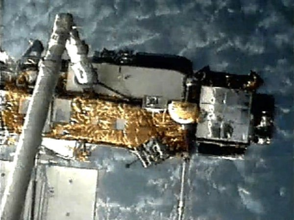 Satellite hit zone still big