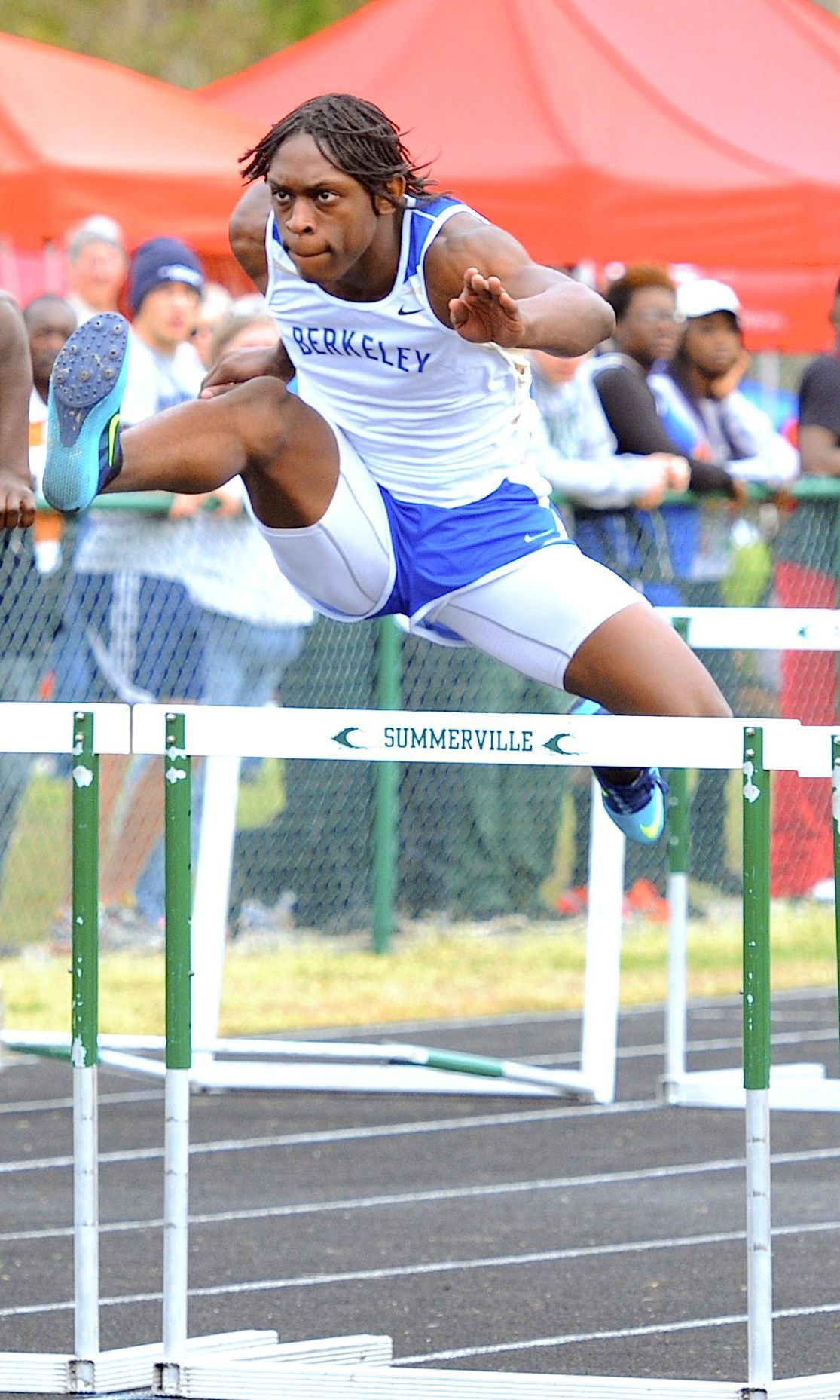 Lowcountry high schools set for county track meets