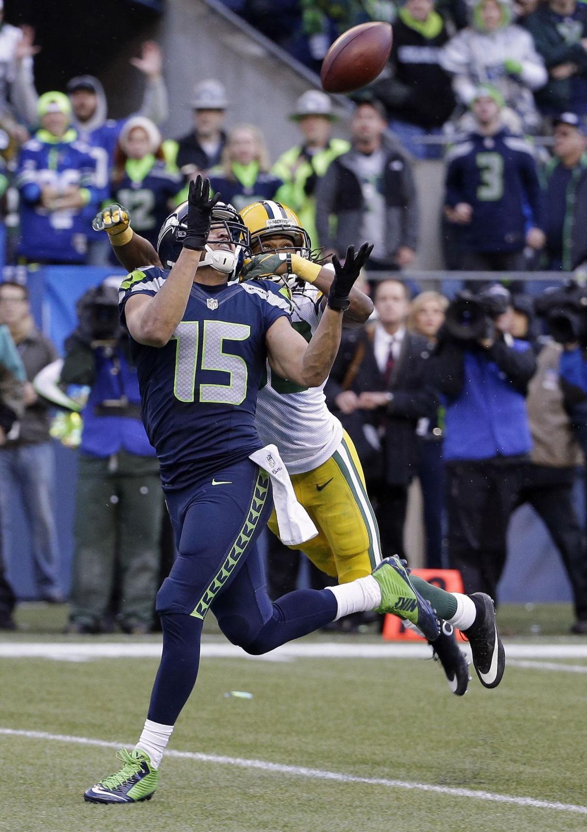 Seahawks stun Packers in OT