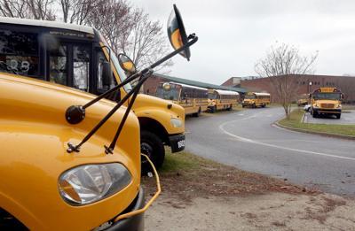 School Bus Parking (copy)