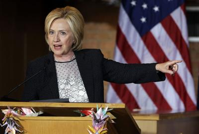 Questions for candidate Clinton