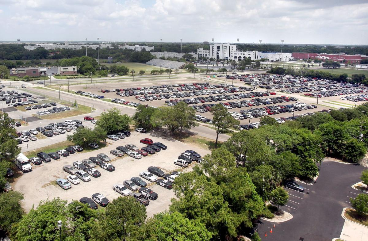 Parking changes are in the works for Medical University employees