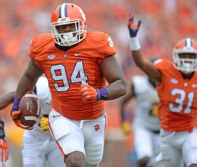 Two years after car wreck, Clemson's Watkins making quiet comeback