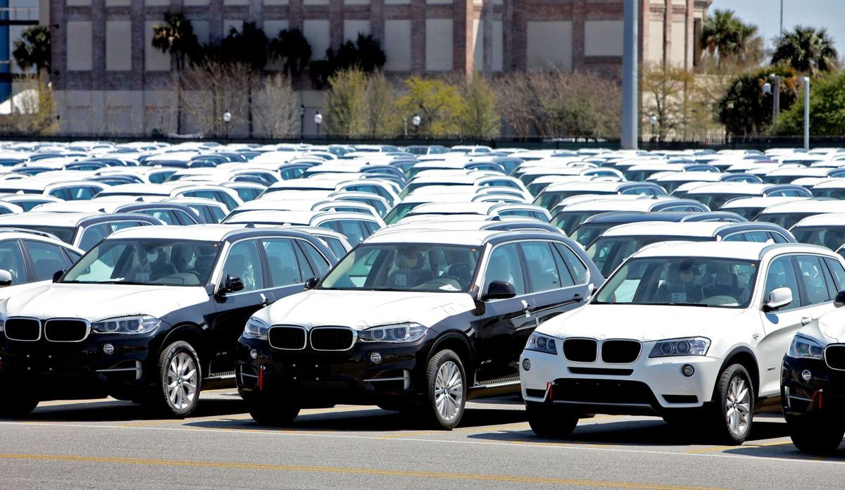 BMW has best March sales ever; demand for South Carolina-made X5s jump 12%