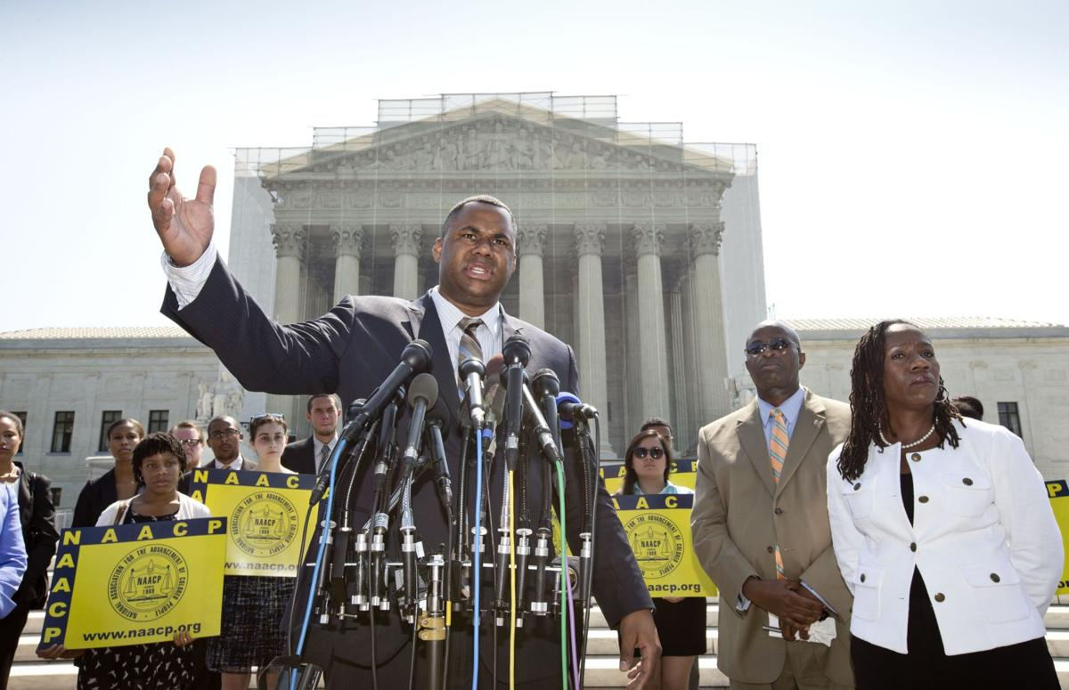 Supreme Court voids key part of Voting Rights Act; South Carolinians applaud and abhor decision