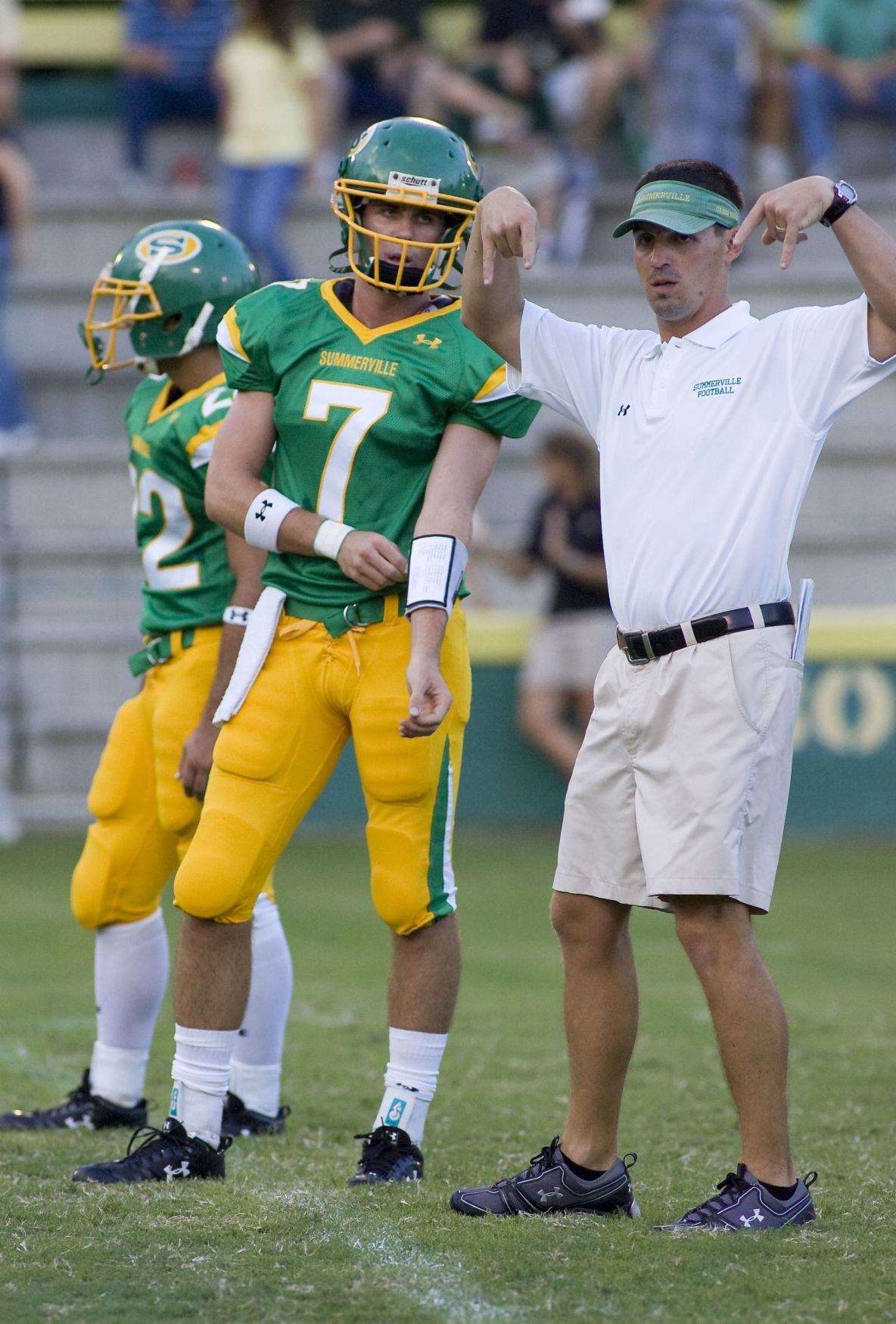 Summerville looks to fill void 'quickly'