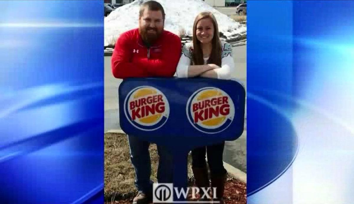 Burger King to pay for the wedding of Mr. Burger, Ms. King