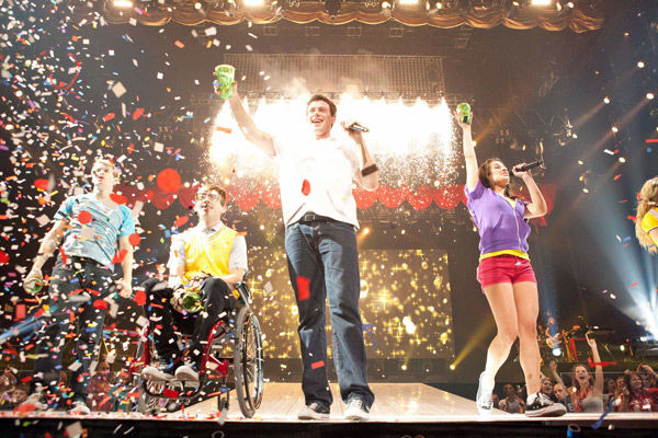'Glee: The 3D Concert Movie'; 'The Help'