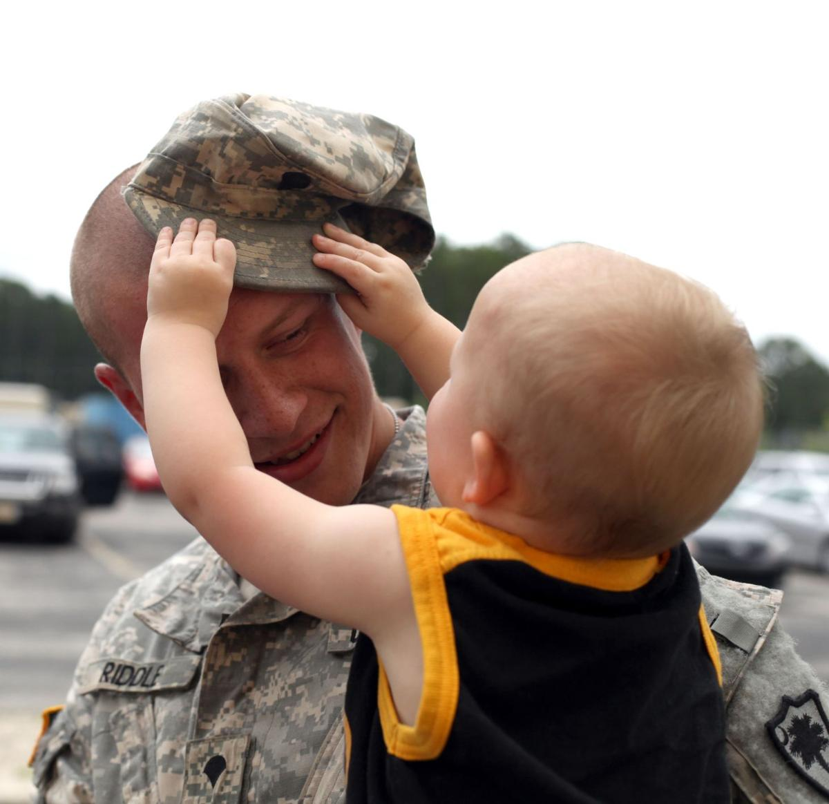 Local National Guard unit heads to Afghanistan