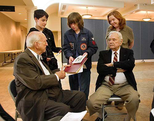 World War II vets' stories keep history alive
