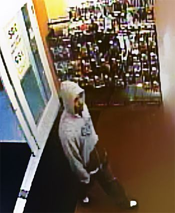 Police seek suspect in armed robbery at Mount Pleasant gas station