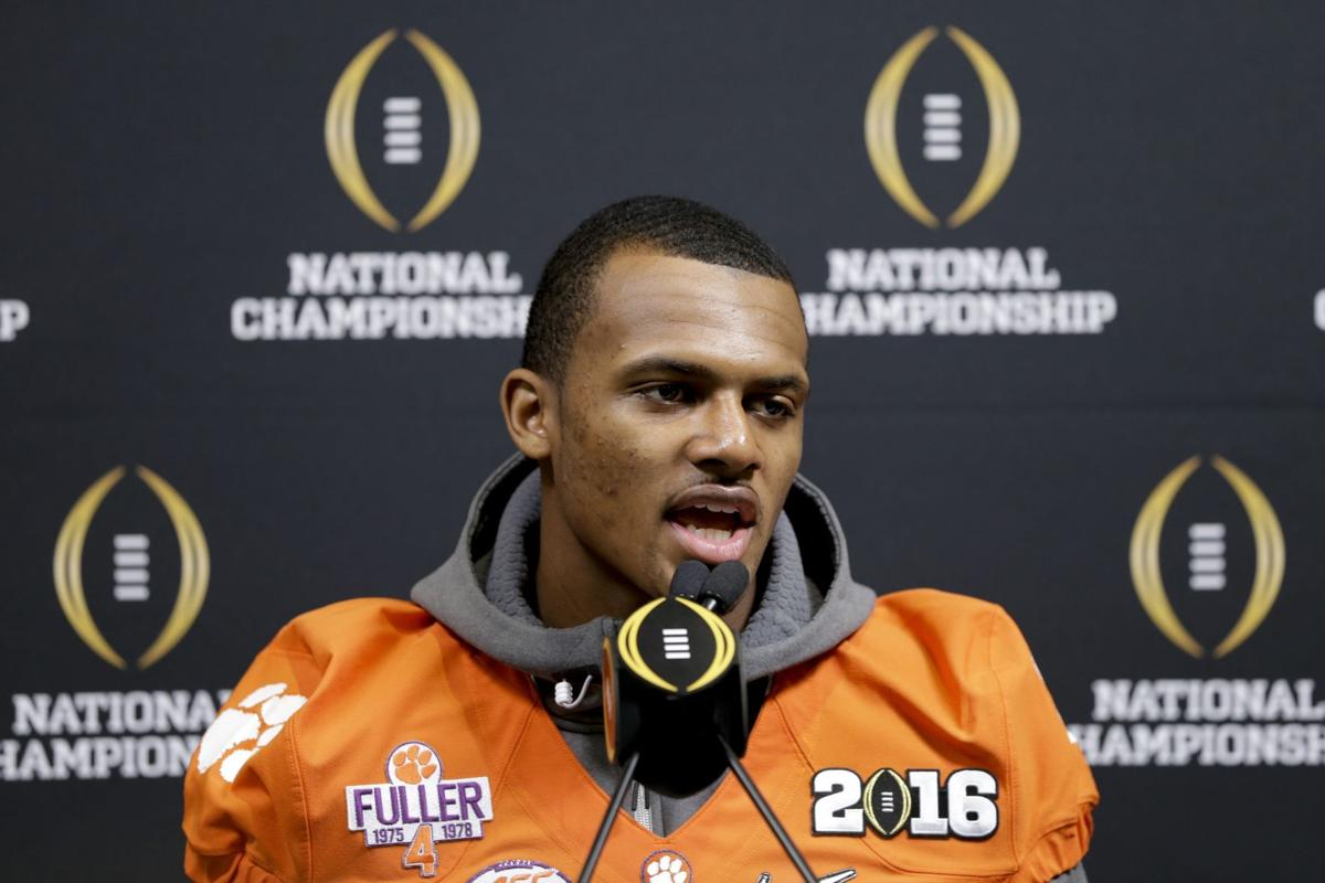 Watson, Boulware to represent Clemson at ACC Football Kickoff