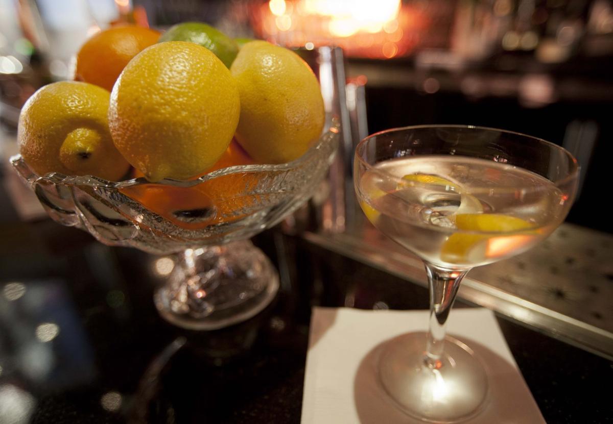Slippery definition of martini still reigns