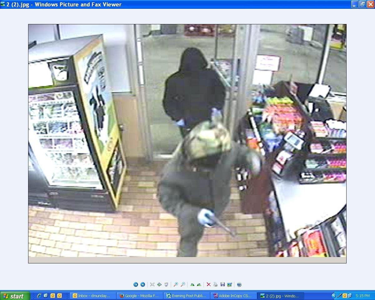 Photos of West Ashley Circle K robbers released