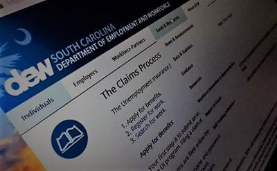 Summerville man never filed claim gets $6,841 in unemployment (copy) (copy)