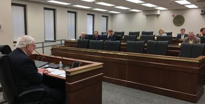 Stephen Morris confirmation hearing (copy)