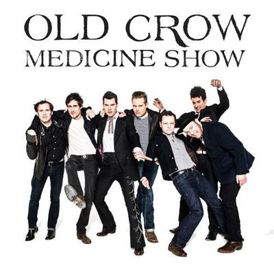 Old Crow Medicine Show coming to North Charleston in May