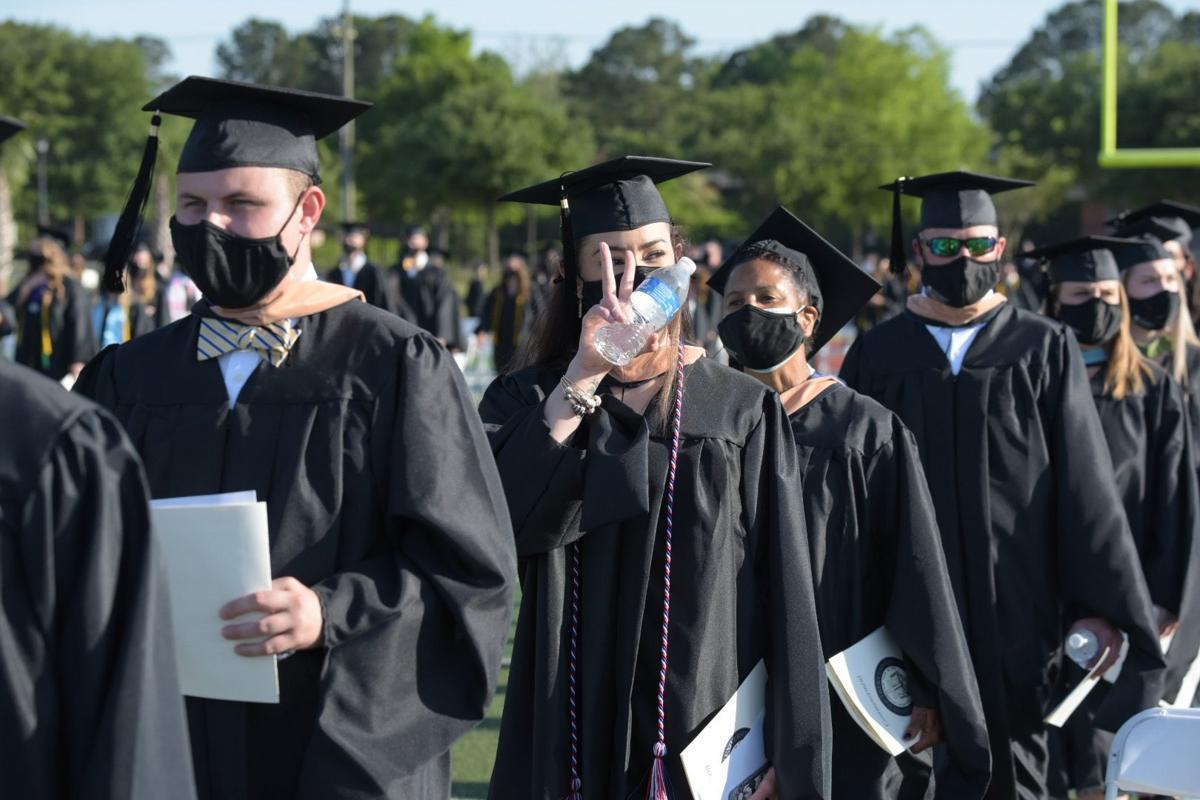 CSU graduation 2021