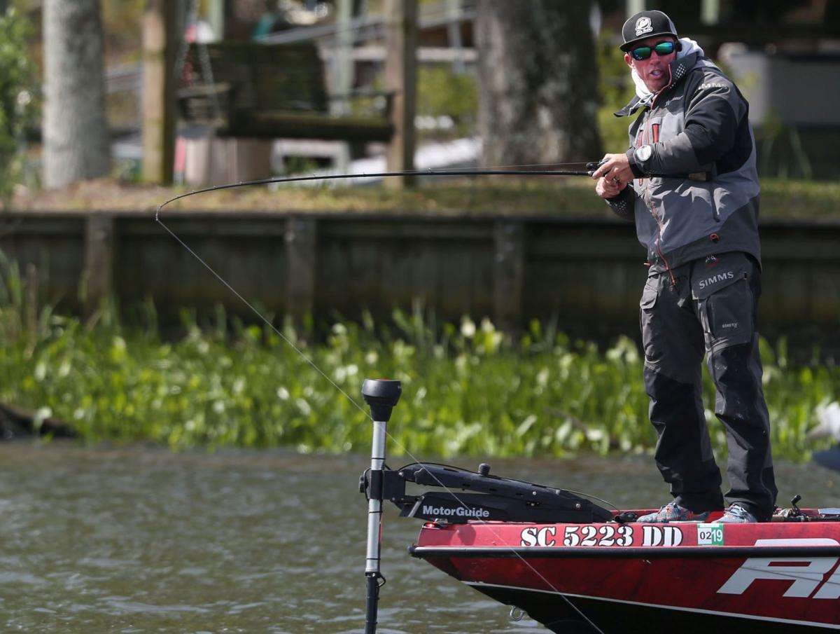 Cooper River gamble paid off for Britt Myers in Bassmaster Elite
