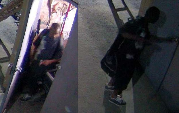 Photos released of James Island school burglary suspect