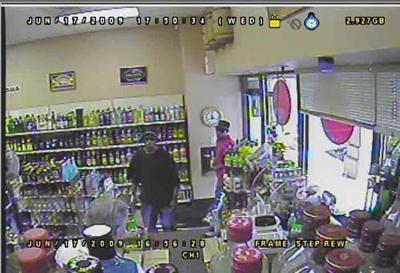 Two men rob Rivers Avenue liquor store