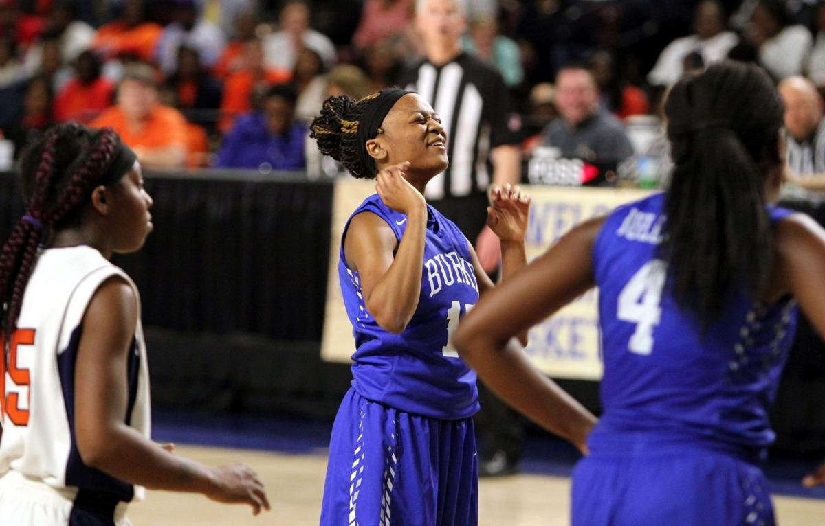 Burke just misses Timmonsville upset in Class A girls Lower State finals