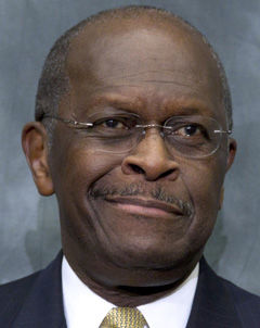 Cain, Romney running neck and neck in poll