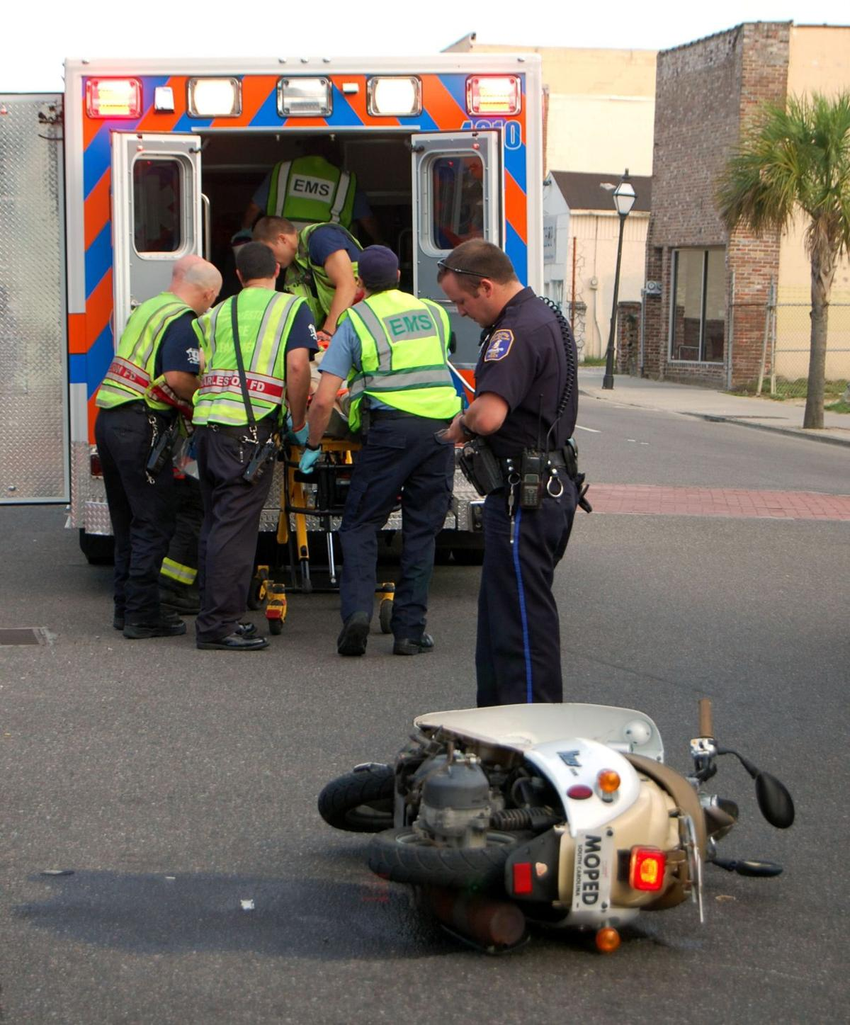 Moped deaths see significant increase in SC