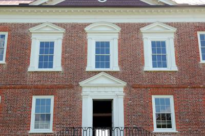Drayton Hall breaks out the Madeira