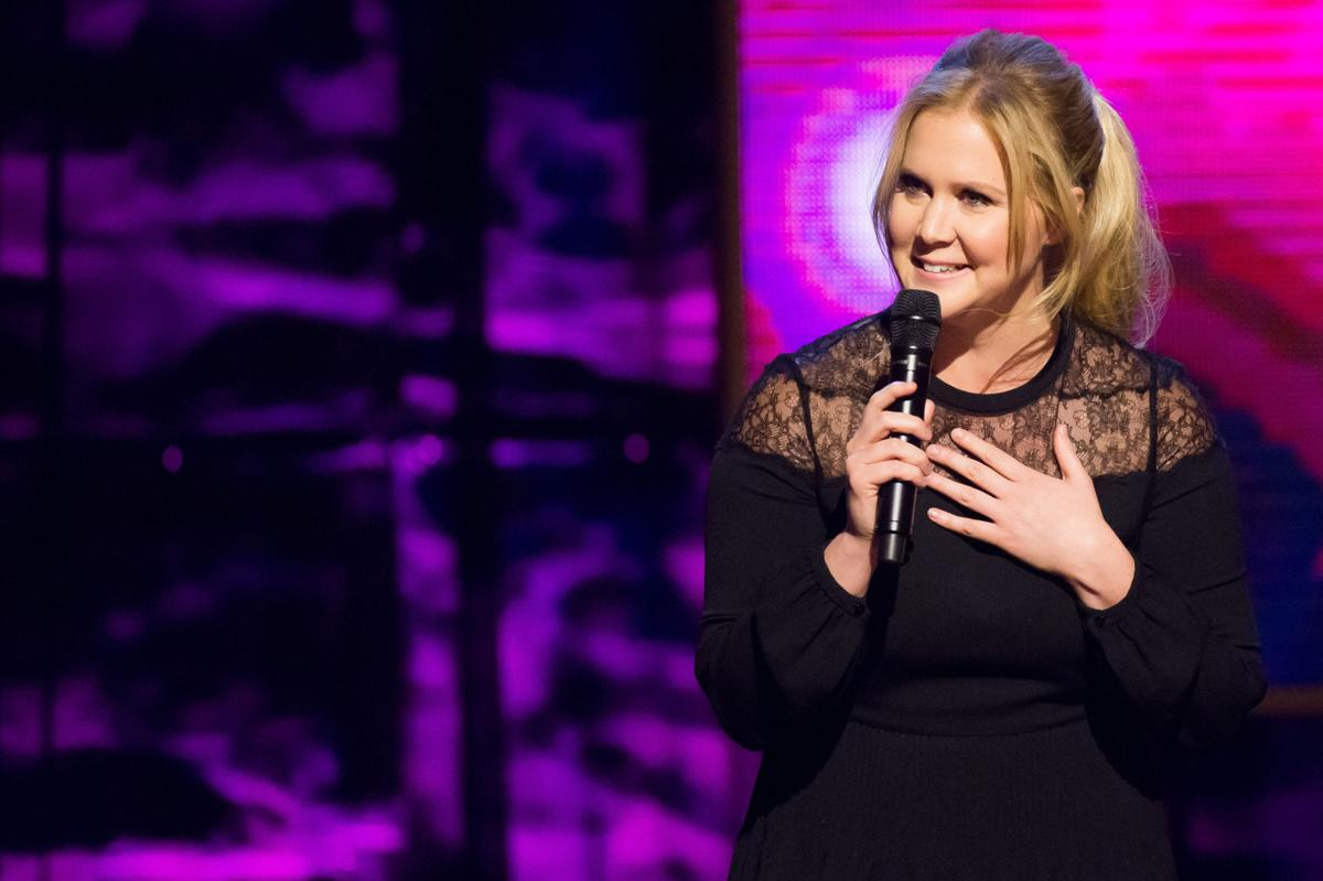 Amy Schumer Comedian talks about fame, Prince and making movies ahead of big Charleston show