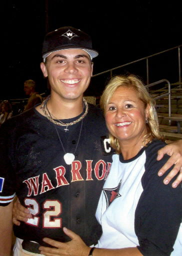 Janet Cisco, the sports mom of the year