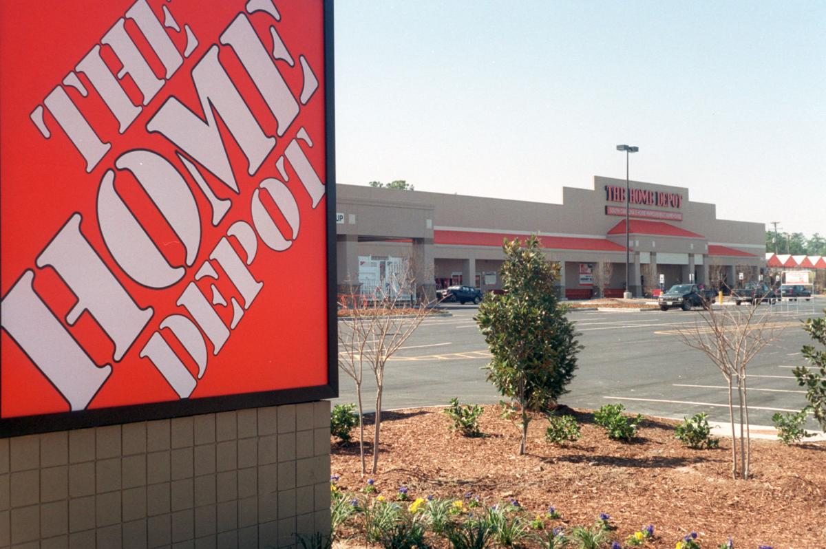 Home Depot Looks To Open Store In Mount Pleasant Copy