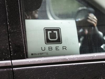 Uber strike May 8