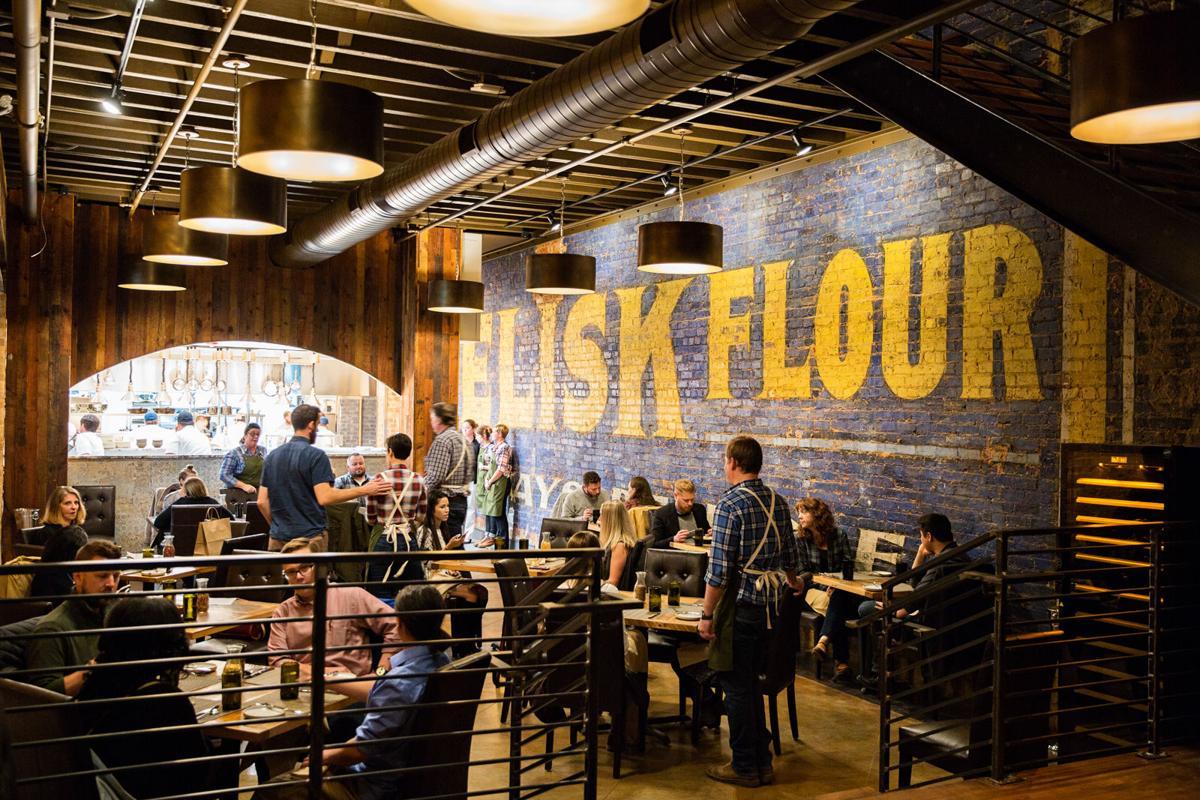 Review A Tale Of Two Husk Restaurants Greenville Hits A Sweet Spot Savannah Falls Short Restaurant Reviews Postandcourier Com