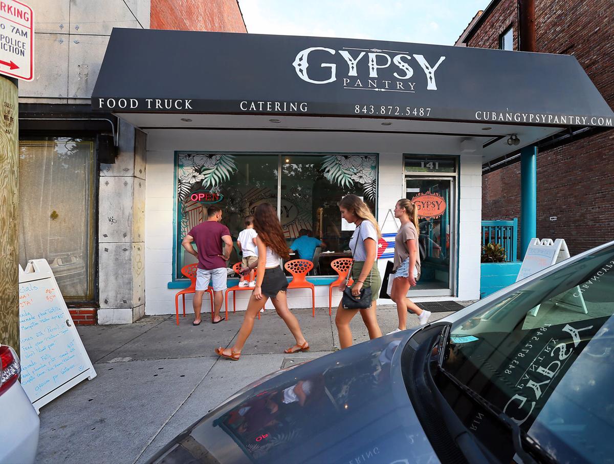 Cuban Gypsy Pantry Food Truck