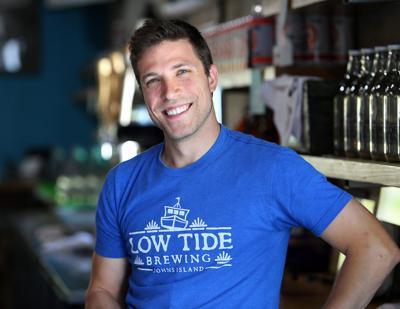 Mike Fielding of Low Tide