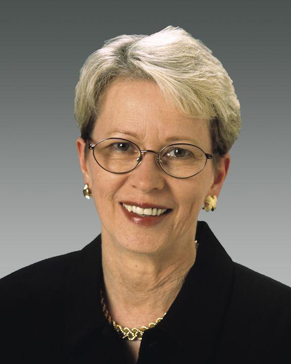 Becky Beaman, former Charleston County Aviation Authority spokeswoman