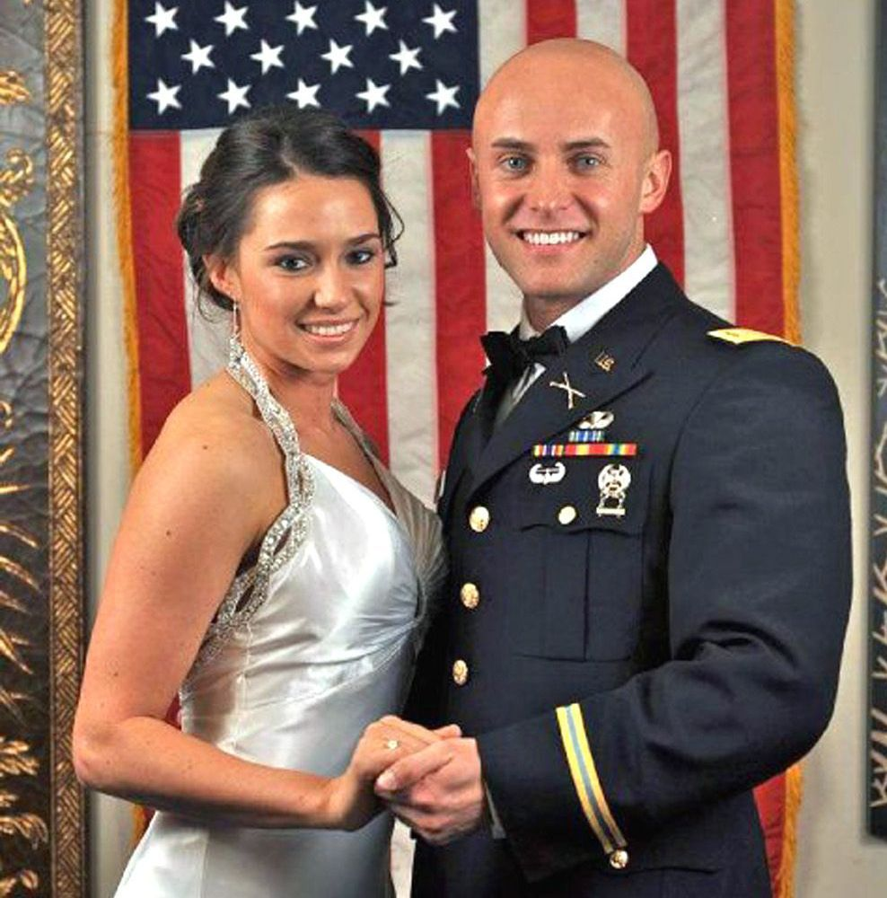 Army couple win wedding from Magnolia Plantation