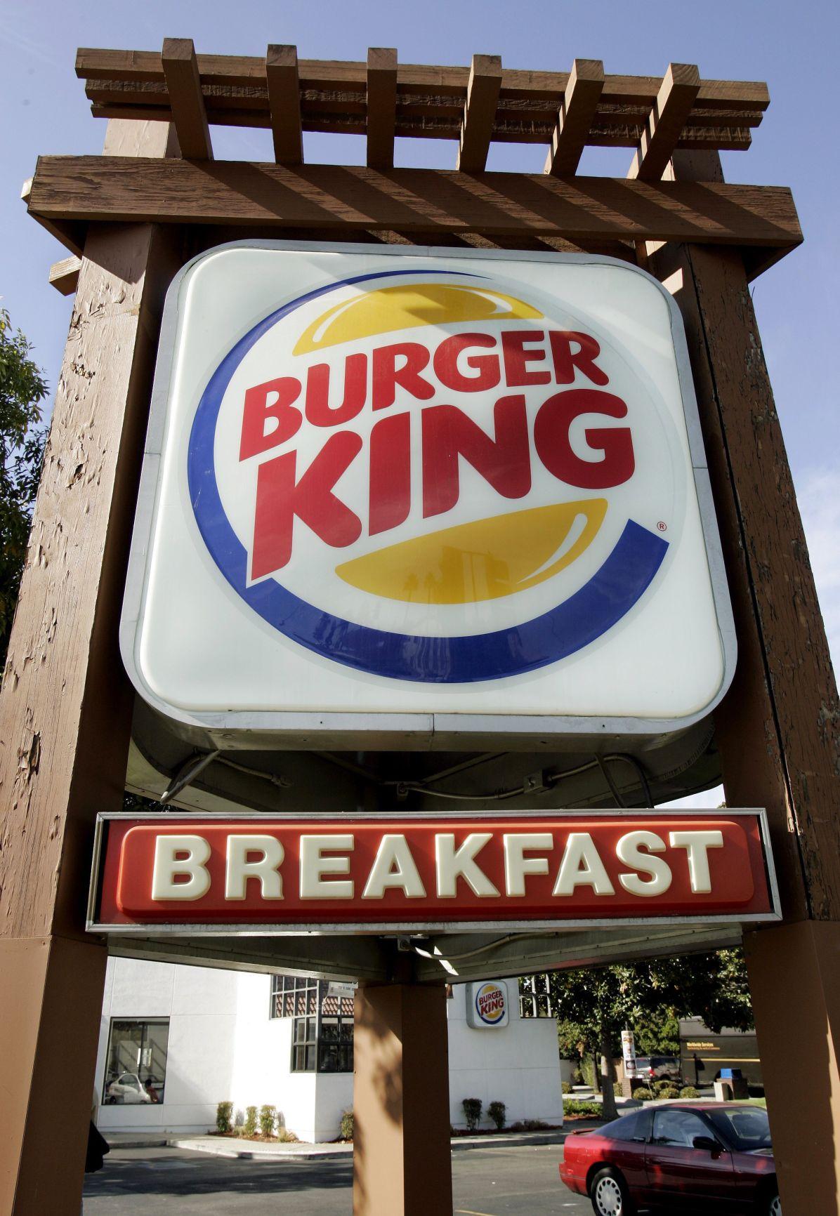 Burger King's profit down amid turnaround push