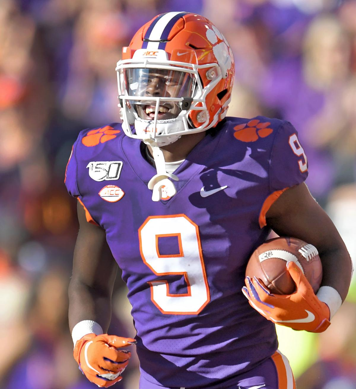 Clemson S Etienne Inspires Hometown Traumatized By Unsolved
