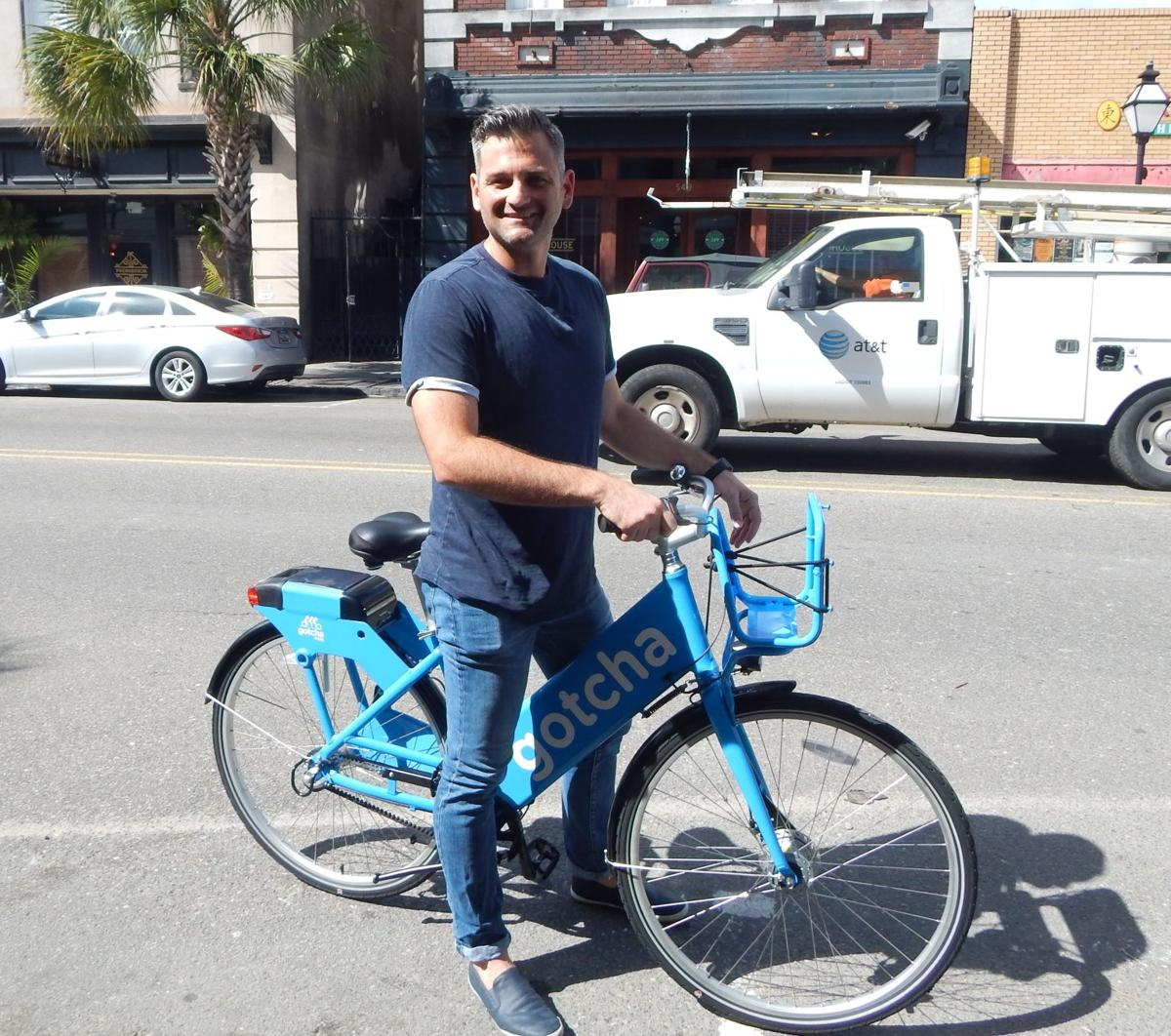 Bike share program to go to Charleston City Council Thursday for first approval (copy) (copy) (copy)