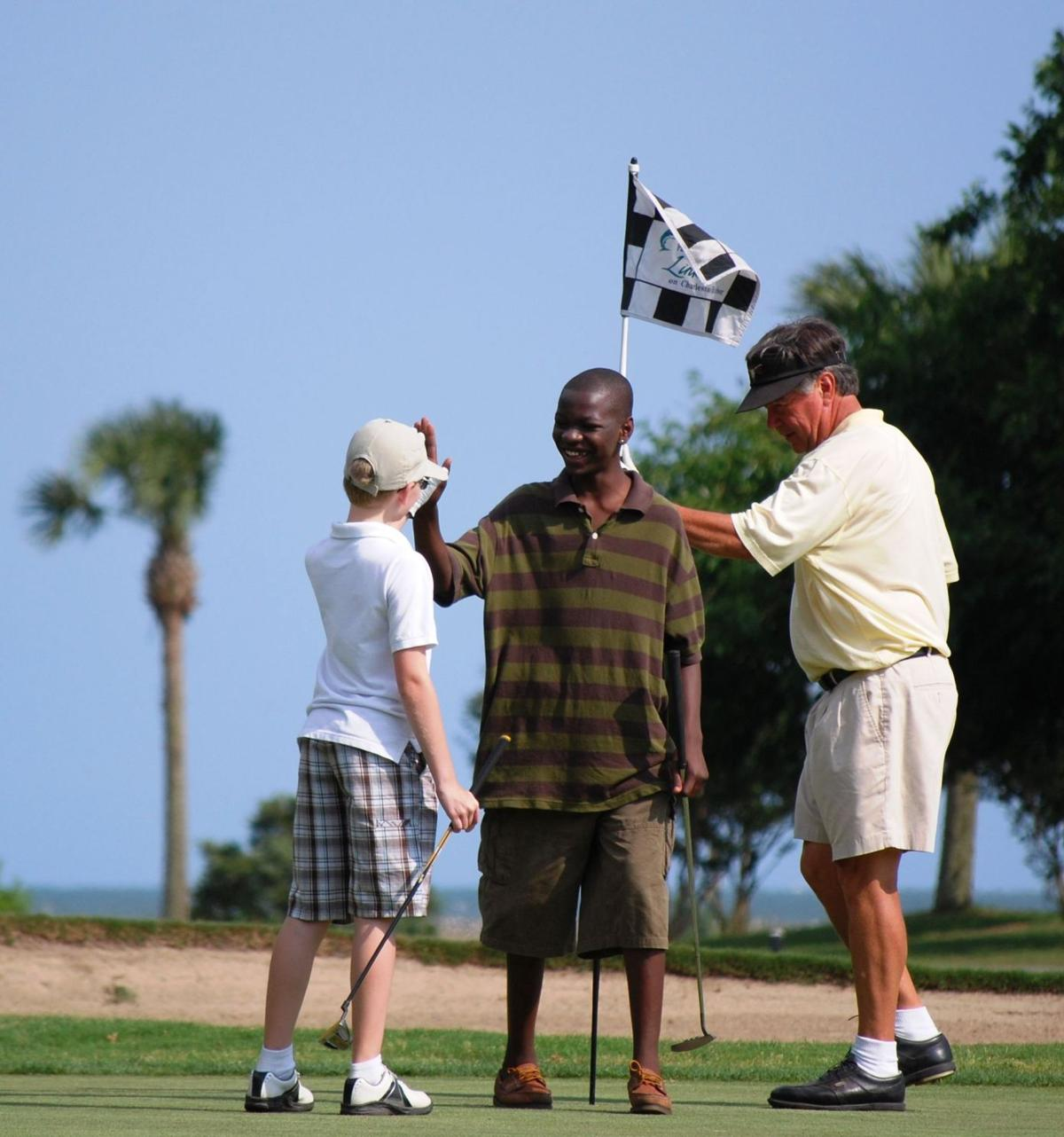 First Tee of Greater Charleston teaches youth golf and life skills