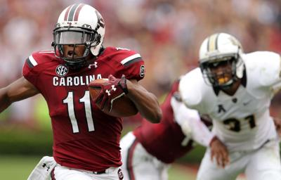 USC's Pharoh Cooper, Skai Moore chosen All-SEC by league coaches