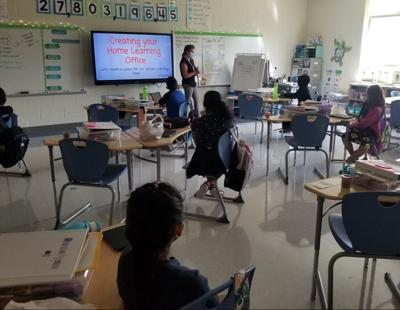 Classroom at Riverbank Elementary (copy)