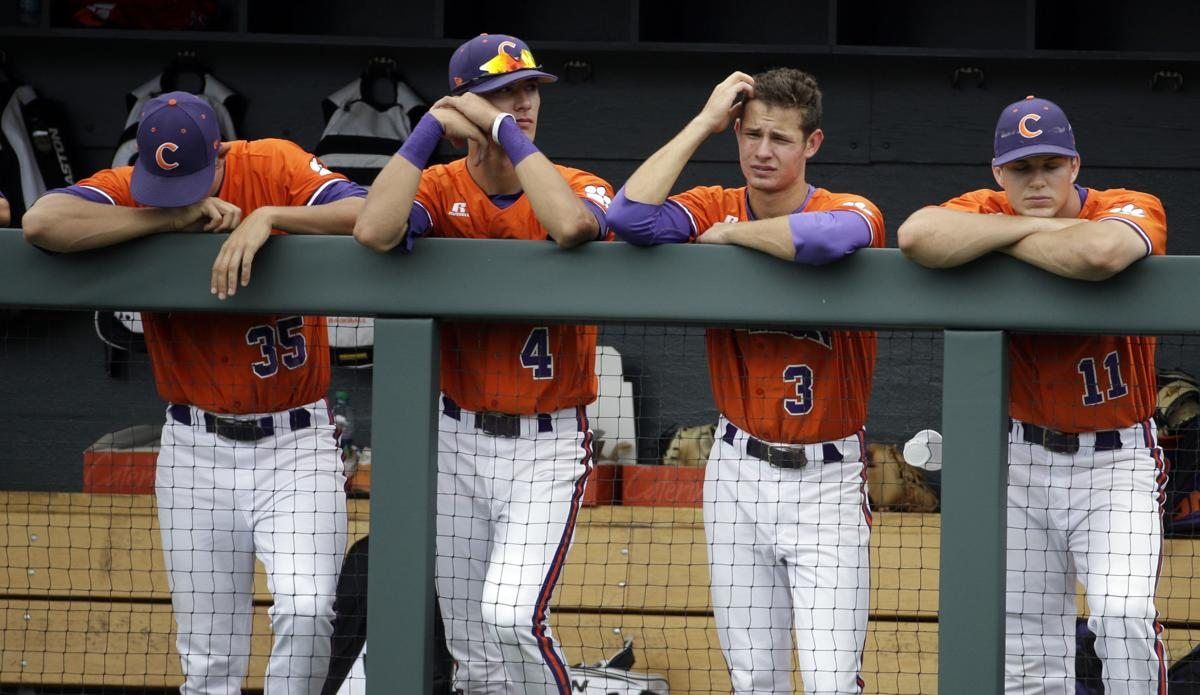 Clemson swept in Nashville
