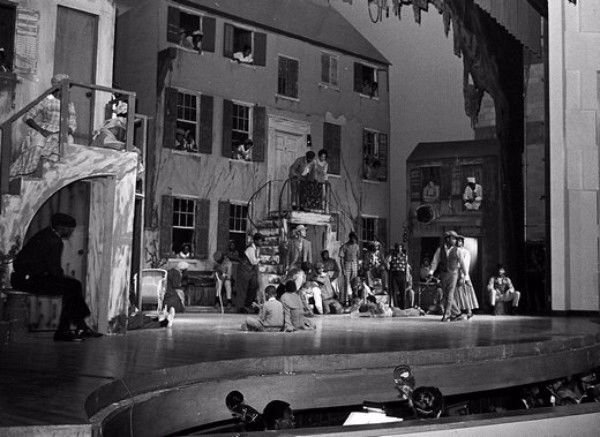 1970 Charleston production of 'Porgy and Bess'