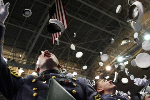 Citadel Graduation